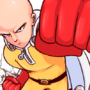 Saitama Punches A Hole In Your Very Own Wall by SauloTheMan