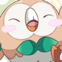Rowlet by Bunbox