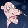 Big Nose Bob by Slintas