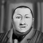 Curly Howard by Torvald2000