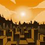 Pico's Escape - Cityscape