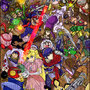 Smash Bros Melee Final Bout! by ManaCloud