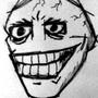 Gothic Smiley by GothicMonkey69