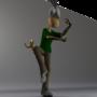 Flecko Drunken Master by FleckoGold