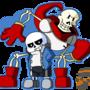 Bone Bros. by TheOctoberScarf