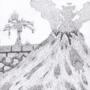 Art #95 -- Marblava Volcanicity