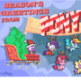 Season's Greetings From Ponyville Postcard