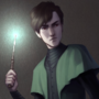 Young Tom Riddle by myrkky