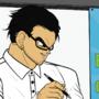 X-Ray Glasses in Romoto Sensei Class~ (CLEAN)