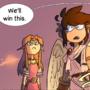 Kid Icarus: Uprising 2 looking good yall