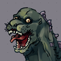 Godzilla Sketch Page