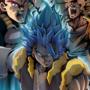 The Gods Clash