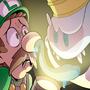Luigi's Bad Encounter