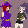 PokeOCs - Umbra Sisters by ankaa-avarshina