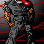 Mr. Karate (KOF/AOF) by KoRpZ
