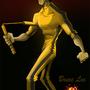 Bruce Lee by RickMarin