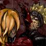 Naruto VS FMA by ThinXIII