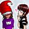 SK: Man-eating Santa Hat