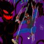Psychotic Spider-man Zone tan attack!!!!