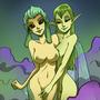 The Cummoner #8: Fair's Fairy (cover)