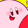 Kirby by RedHeadCartoons