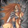 Sara-Witchblade by WickedDawnCD