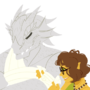 D&D -- Dragonborn+Gnome by Zoribun