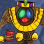 Martian Costume