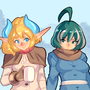 Eva and Nanachi