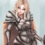 Knightess of Rust