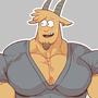 Big Wholesome Goat Boy
