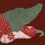 Christmas Croc by SaltedKiwi