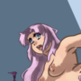 Pink Hair Mystery OC by WolffSteel