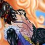 Gear 4 Luffy fanart