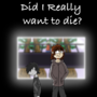 Did I Really Want to Die? (Cover - Page 2)