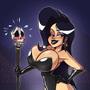 The Dark Queen!