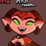 Pitch Fireball by Jeimorph