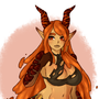 Lava Dragoness