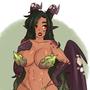 Dark Dragoness