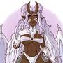 Cloud Dragoness