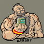 Zangief Character Select