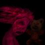 Every Girl Needs A Teddy Bear by EKublai