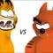 Heathcliff vs Garfield