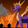 Very Angry Spyro by KittyKat87
