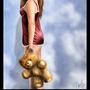 My Teddy by Omegaro