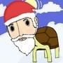 santa's latest transformation by turtleco