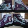 Nidoran Shoes by Wurmy