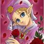 Princess Zelda by princesszelda089
