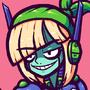 Robopirate girl by AlcaNG