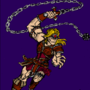 Simon Belmont's smash design in SC4 box art pose